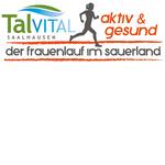 [Klicken für Bildvergrößerung]Logo Frauenlauf TalVital